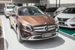 Mercedes GLA200 2017 Top Com Teto