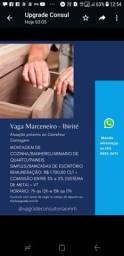 Título do anúncio: Marceneiro Ibirité