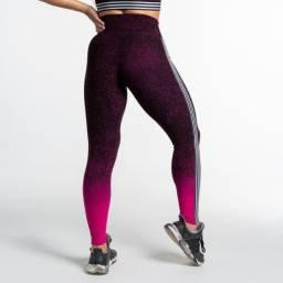 Calça Legging Feminina Esportiva Anatomica
