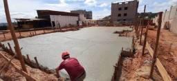 Título do anúncio: Polimento de piso de concreto (nível zero) - polido, sarrafeado e camurçado