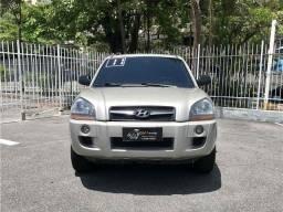 Título do anúncio: Hyundai Tucson 2011 2.0 mpfi gl 16v 142cv 2wd gasolina 4p manual