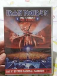 Título do anúncio: IRON MAIDEN CD