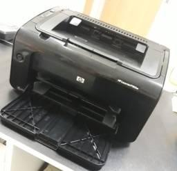 Título do anúncio: Impressora HP LaserJet P1102 w
