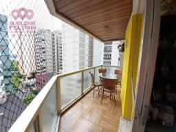 Baixou o Preço! Apartamento com 3 dormitórios à venda, 125 m² por R$ 820.000 - Praia do Ca