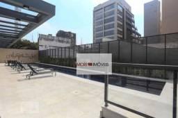Apartamento com 1 dormitório à venda, 44 m² por R$ 670.000,00 - Pinheiros - São Paulo/SP