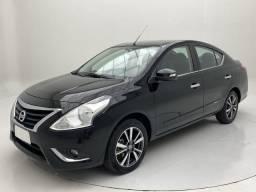 Nissan VERSA VERSA UNIQUE 1.6 16V FlexStart 4p Aut.