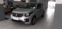 FIAT MOBI LIKE 1.0 8V Prata 2018/2019