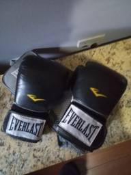 Título do anúncio: Luvas de boxe Ta8 everlast
