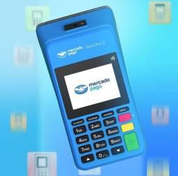 Título do anúncio: Máquina Cartão Mercado Pago Maquininha / Maquineta / Point