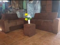 Título do anúncio:  sofá 2 e 3 lugares
