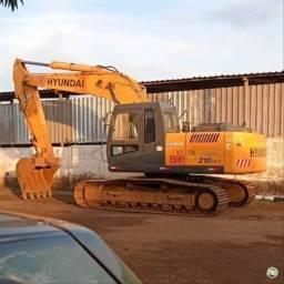 Título do anúncio: Escavadeira Hyundai 210 LC-7 - Itaúna MG