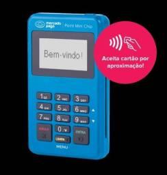 Máquina de cartão mercado Pago.