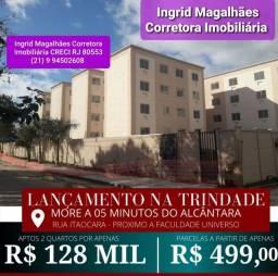 Título do anúncio: IM- Saia do Aluguel   *More na Trindade!!#**#