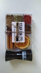 Kit Gin Tônica 07 Especiarias + Dosador Duplo StarGin 50/25ml
