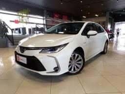 Título do anúncio: Toyota Corolla 1.8 Hybrid 16V ALTIS 2021 4P