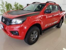 Título do anúncio: Nissan Frontier 2.3 16V TURBO DIESEL ATTACK CD 4X4 AUTOMATICO