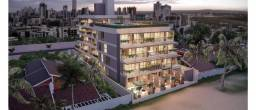Título do anúncio: VIVA A BEIRA-MAR DE UM MODO MAS SMART - Apartamentos a venda de 02 quartos em João Pessoa