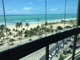 Avenida Boa Viagem 4 quartos 3 vagas cobertas vista MAR 190M²