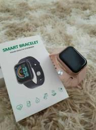 Relogio digital- Smartwatch y68 /Coloca foto
