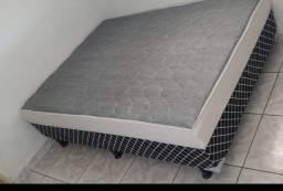 Título do anúncio: cama com 7cm de espuma