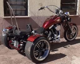 Título do anúncio: Harley-davidson Triciclo