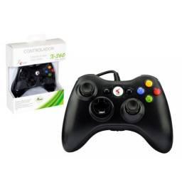 Título do anúncio: Controle joystick Knup KP-5121A preto