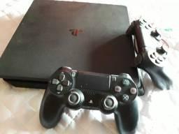 Título do anúncio:  Console Playstation 4 Hits 1tb Bundle 18
