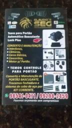 Título do anúncio: Conserto manutenção motores portoes