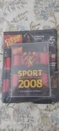 Dvd Sport campeão copa do Brasil 2008