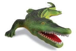 Título do anúncio: Brinquedo Jacaré Crocodilo Infantil Novo Na Caixa
