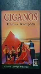 Título do anúncio: Livro: Ciganos e suas tradições