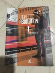 Livro High Resolution Volume 1