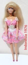Boneca Barbie antiga Jewerly Fun My first Barbie