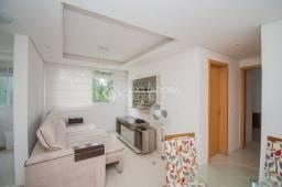 Apartamento para alugar com 2 dormitórios em Jardim carvalho, Porto alegre cod:335398