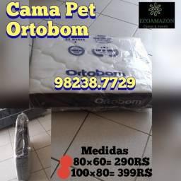 Título do anúncio: Cama Pet Ortobom // ENTREGA GRATIS