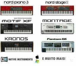 Kontakt - 1TB - Nord, Worship, Kronos, Pads, Loops, e muito mais