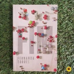 """Livro """"FIM"""" de Fernanda Torres"""