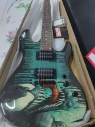 Título do anúncio: Guitarra PHX Marvel Venom