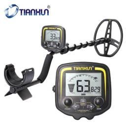 Título do anúncio: Detector de Metais Profissional Ouro/Prata Tianxun - TX - 850