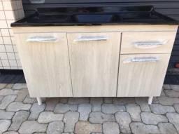 Pia de cozinha com tampo - ENTREGO HOJE