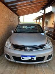 Título do anúncio: Nissan Tiida 1.8 2012 completo baixou o preço