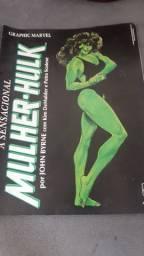 Graphic Marvel N. 4 A Sensacional Mulher-Hulk