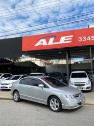 Título do anúncio: Honda Civic 2008 LXS 1.8 Aut. Flex 4P
