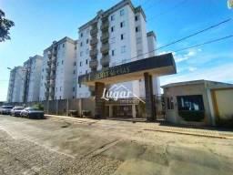 Título do anúncio: Apartamento com 2 dormitórios para alugar, 85 m² por R$ 1.600,00/mês - Jardim Cristo Rei -