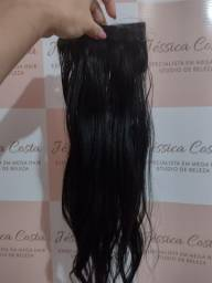 Título do anúncio: Vendo cabelo já na fita adesiva