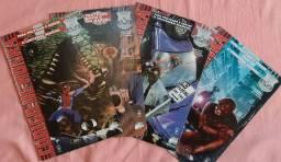 Codigo de Honra - Coleção completa Marvel em 4 edições