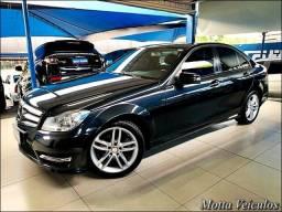Título do anúncio: Mercedes C 180 1.6 CGI SPORT 16V TURBO 4P