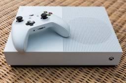 Título do anúncio: Xbox One + GTA V+ controle
