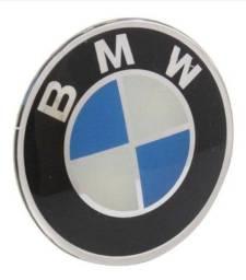 Título do anúncio: Emblema Resinado Modelo Bmw Para Calotas 55mm (unidade)