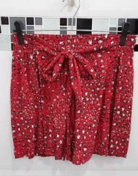 Título do anúncio: Short florido Zara tam M